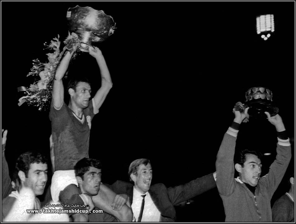afc cup 1968 Iran Championship