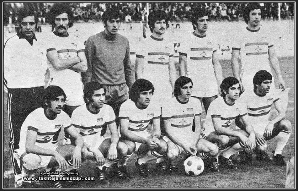 Lebanese youth team - 1973 Asian Youth