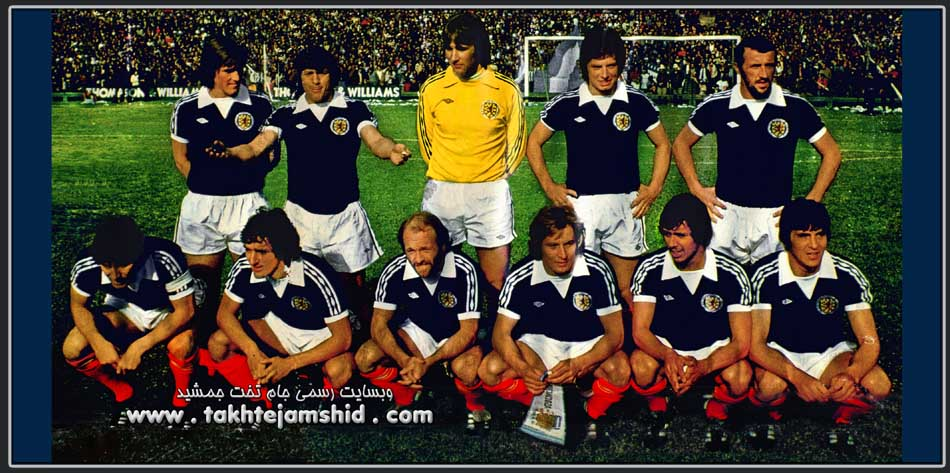 scotland national team 1978