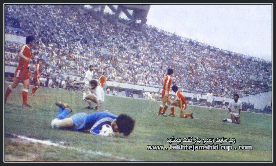 Kim, Hwang-Ho goalkeeper south Korea 1977